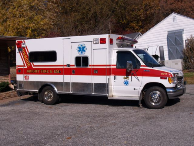 Emergency vehicle lettering